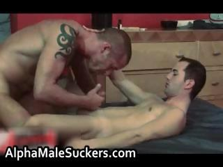 Extreme hardcore gay fucking and sucking