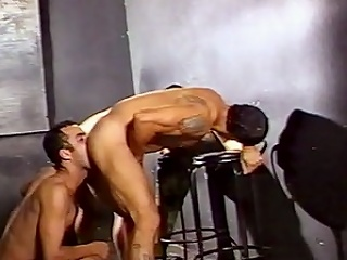 This well-pleased Latino pretty old bean named Pablo Picaco hooked up with two...