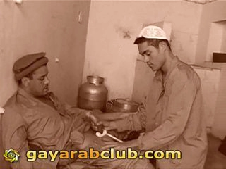 Arab gay big bushwa strokings
