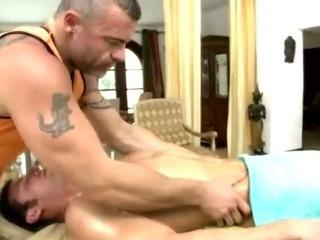 Forthright impoverish massaged by Machiavellian gay bear