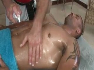 Fine Bro Gets Well done Homosexual Massage 13 Unconnected with GotRub