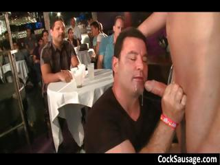 Horny guys go crazy beyond a weasel words