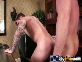 Gay office twink gets nailed in burnish apply ass by burnish apply bosses big weasel words