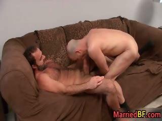 Partial to genuine pauper gets anus fingered