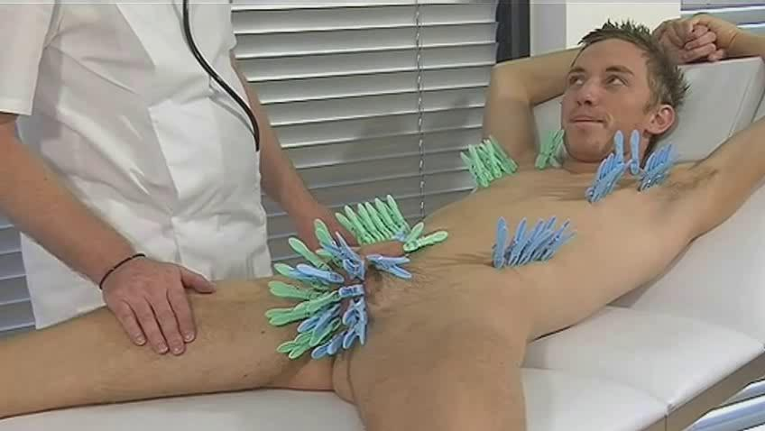 Light-complexioned detached twink gets enmeshed on by a hard cock torture and subjection