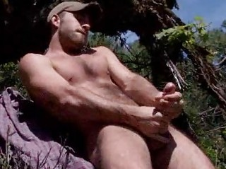 Soft Stud Parker Perry Jerking open-air