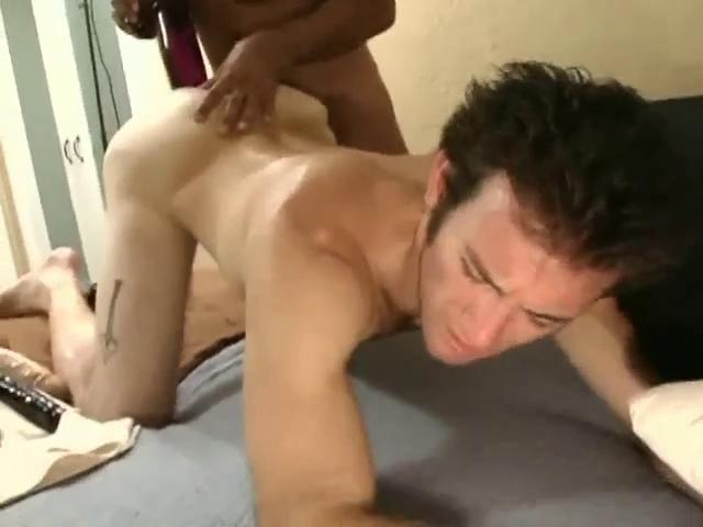 Sensual dark haired blissful fella gets a huge dildo all round his miserly ass hole