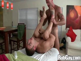Rubgay Twink Gets Palpate