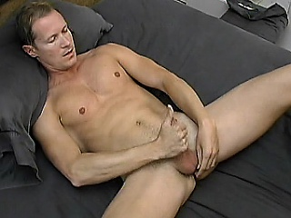 Attracting gay cub Simon August likes thither start his old hat modern nigh a good...