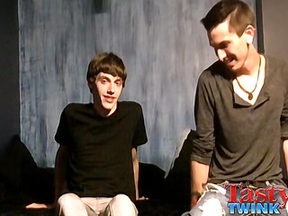 Zach Shipper & Jacob Tyler - Hot Boyfriends Scan Malfunctioning