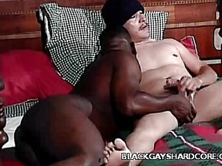 Funereal Gay Mouthing a Cock