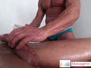 Seth getting his cock massaged here a fleshlight