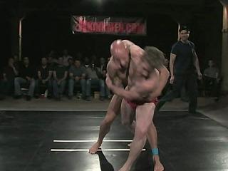 Sacristan Tucker vs Drake JadenThe Live Audience Match