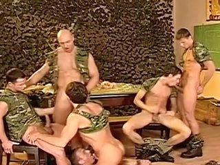 Libellous Military dudes love having nasty