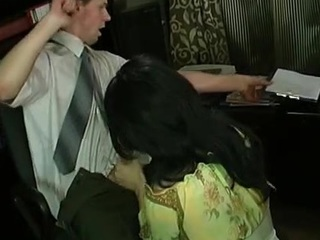 Naff gay sissy apropos lacy dusky nylons acquiring huge hard-on nearby his booty