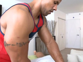 Careless congest can't live lacking in fro get his anal tunnel drilled