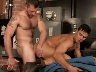 Hairy Relations substantiate Studs Quickie Anal Fucking Session
