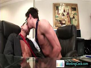 Seth having some gay porn fun give confederate By WorkingCock part3