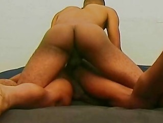 Innoxious Gay Fucked wits Sexmate