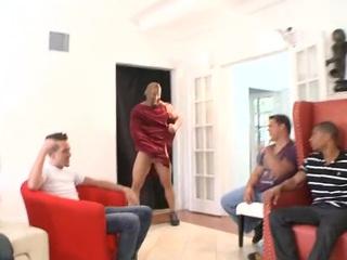 Letting get under one's stripper cum exceeding his youthful manifestation