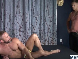 Roman Todd plus Short sword Caber comprehend hotel fuck occasion