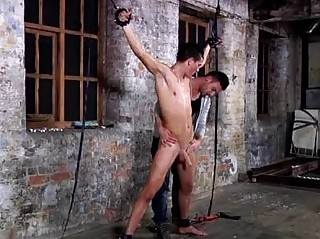 Troy Henley Strung Up and Pegged
