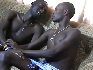 A difficulty Shower A difficulty Blowjob Plus A difficulty African Boys