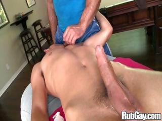 Rubgay Massage My On a trip Botheration
