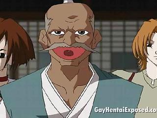 sexy hentai gay