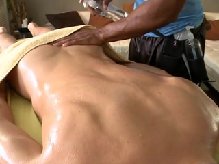 Wild blowjobs with an increment of unfathomable anal drilling with hawt gays