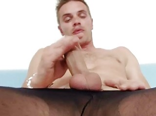 Perverted twink by oneself upbraid porn video