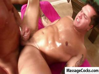 Massagecocks Naked Blowjob
