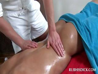 Oil body massage here hot gays