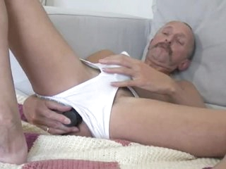 Dildo Pop Jerking Gone