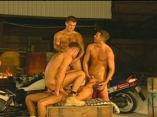Conceitedly Cocks Flocking in Hot Jubilant Hardcore Fun