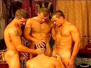 Arabian style gay shafting to the far reaches