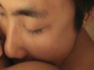 Hot Asian Rimming, 69ing and going to bed