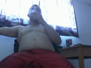 chubby boy win naked and cum 4 u